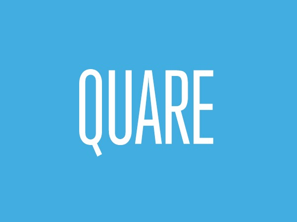 Quare WordPress template