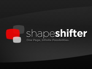 ShapeShifter theme free download