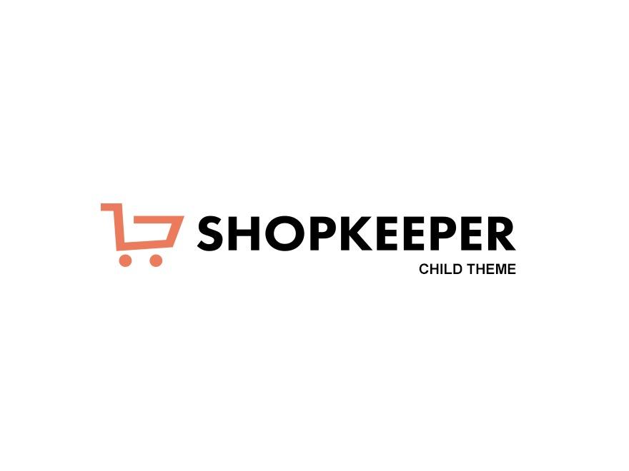 Shopkeeper Child Theme WordPress ecommerce theme