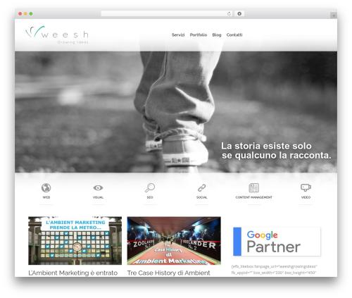 WordPress otw-blog-manager plugin - weesh.it