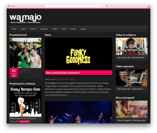 Free WordPress WP QR Code Generator plugin - wamajo.it
