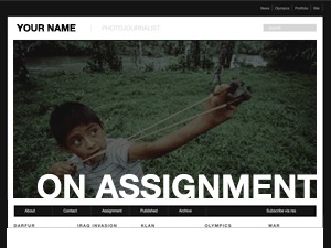 Theme WordPress On Assignment