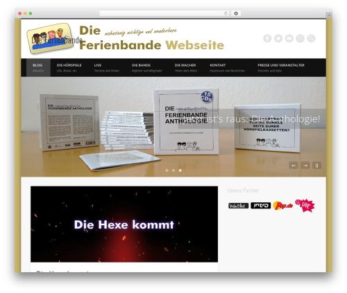 Free WordPress Delightful Downloads plugin - ferienban.de