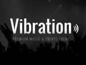 Theme WordPress Vibration