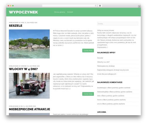 Theme WordPress Xerxes - ferialibroclm.es