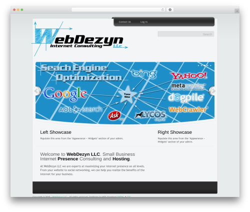 Free WordPress Slick Social Share Buttons plugin - webdezyn.com