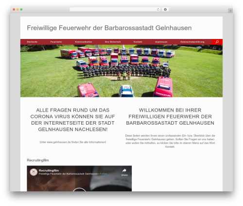 Free WordPress WP Header image slider and carousel plugin - feuerwehr-gelnhausen.de