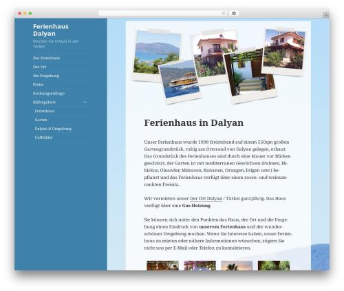 Free WordPress FancyBox for WordPress plugin - ferienhaus-dalyan.de