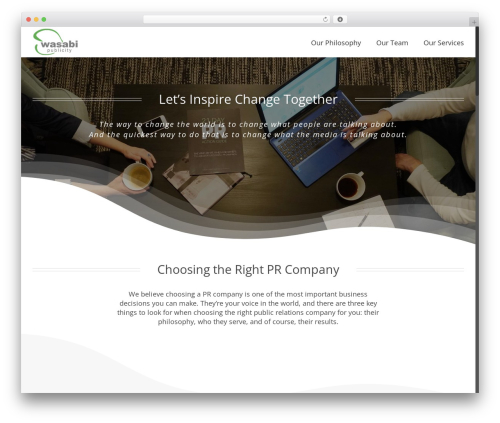 WordPress popup-maker-exit-intent-popups plugin - wasabipublicity.com