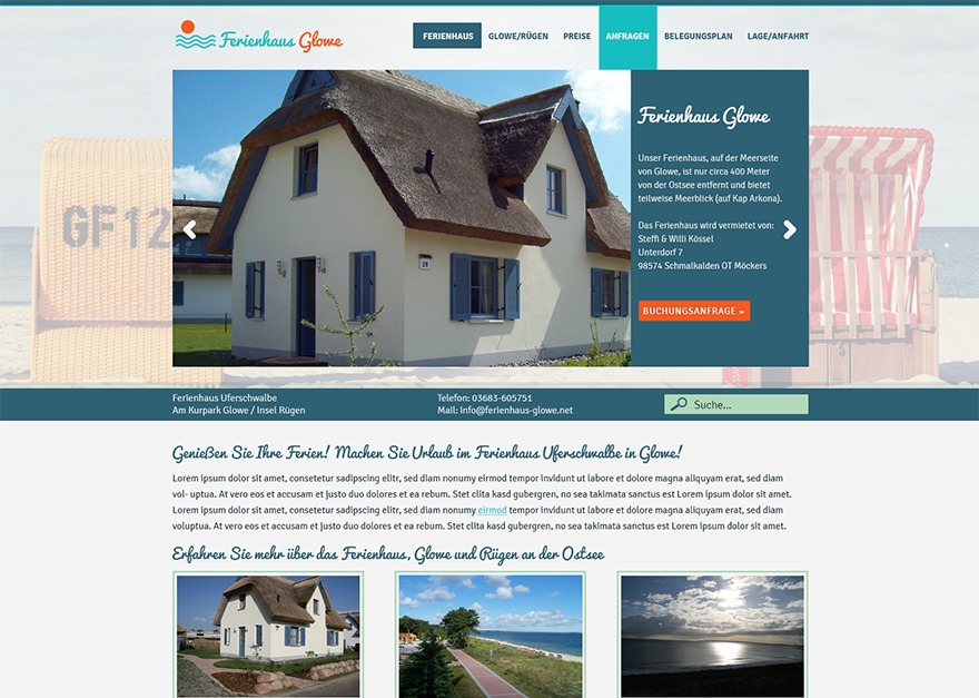 WP template ferienhaus-glowe.net