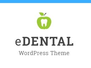 WP theme eDental