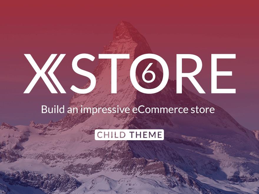 Xstore Child WordPress ecommerce template
