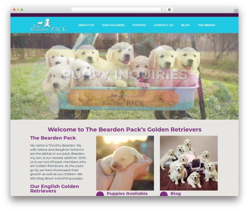 Free WordPress WP Post Navigation plugin - thebeardenpack.com