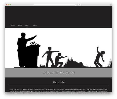 GeneratePress free website theme - thetoysoldiers.co.za