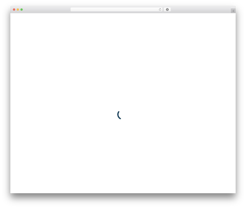Salient top WordPress theme - technoforsikring.dk