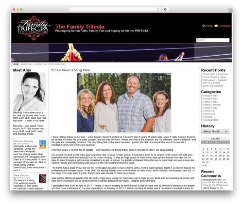WordPress upm-polls plugin - thefamilytrifecta.com