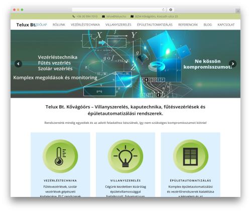 Total WordPress theme free download - telux.hu