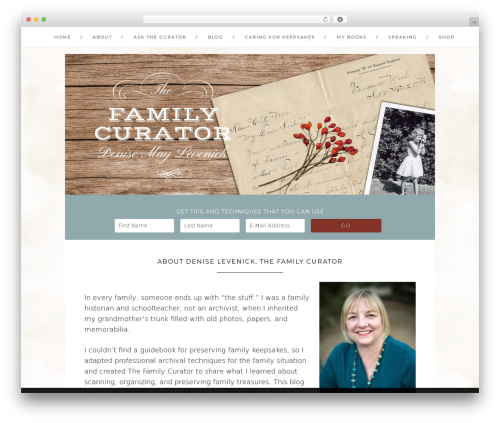 Free WordPress Instagram Feed plugin - thefamilycurator.com