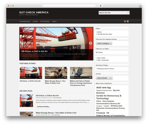 Arras WP template - gutcheckamerica.net