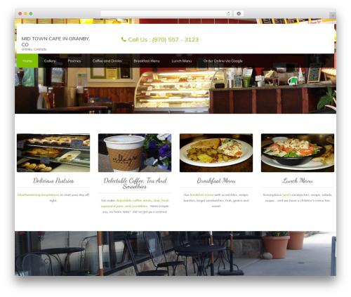 Foodeez Lite theme free download - granbycafe.com