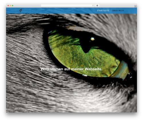 WordPress theme Divi - gromm.de