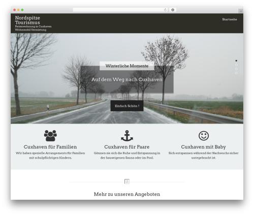 WordPress theme StartPoint - generationenmanager.de