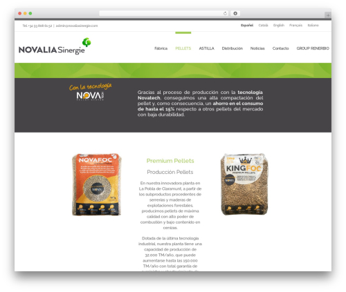 Avada [Shared By themes24x7 com] personal blog WordPress