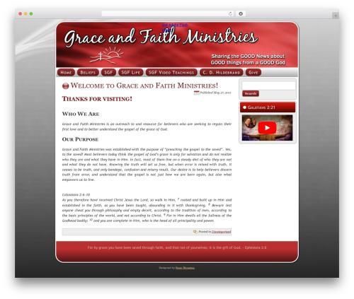 Free WordPress vooPlayer v4 plugin - graceandfaithministries.org