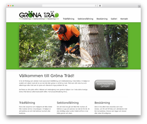 Striking MultiFlex & Ecommerce Responsive WordPress Theme WordPress store theme - gronatrad.se