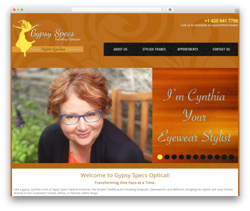 Theme WordPress cherry - gypsyspecs.com