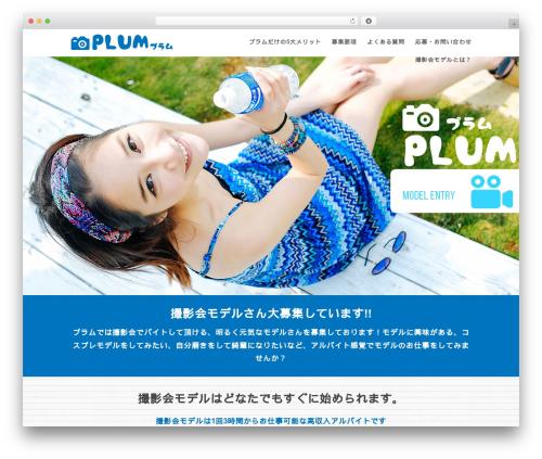 responsive_046 WordPress theme design - 222478.jp