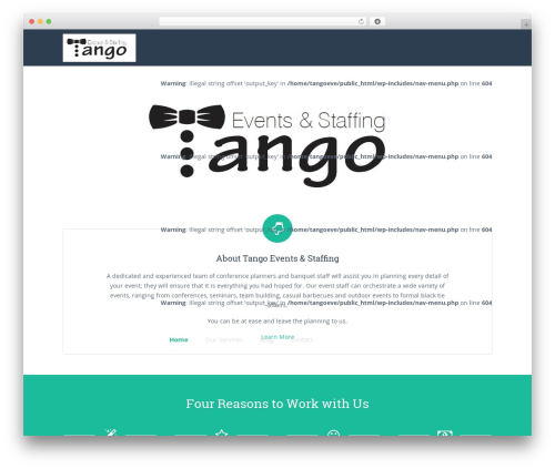 Astra WordPress template free download - tangoevents.co.za