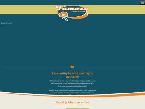 Best WordPress template Famoza1a