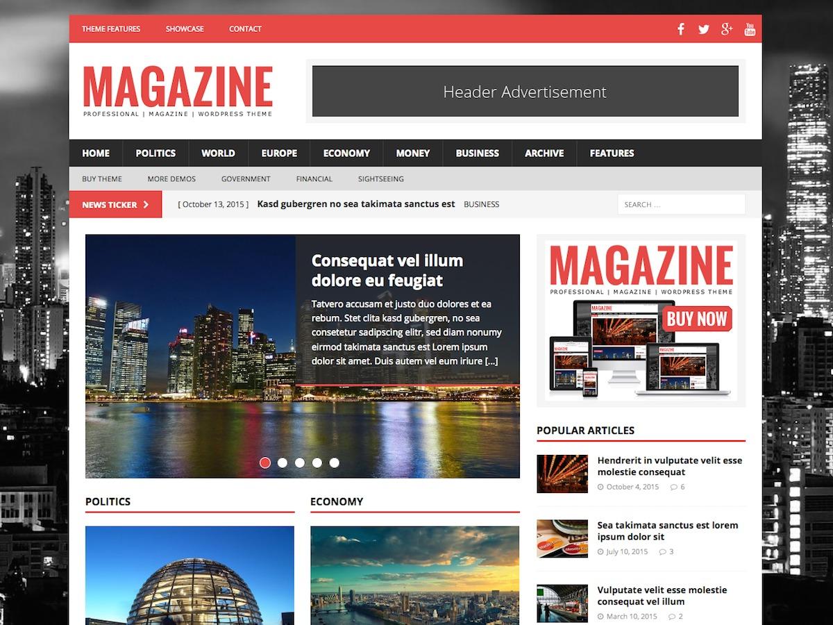 Customizr Child Theme template WordPress