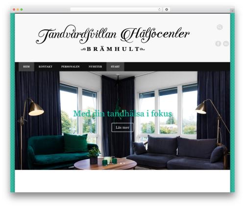 WordPress divi-builder plugin - tandvardsvillan.com