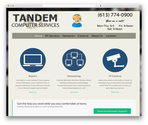 Free WordPress Simple Social Media Share Buttons – Social Sharing for Everyone plugin - tandempc.com