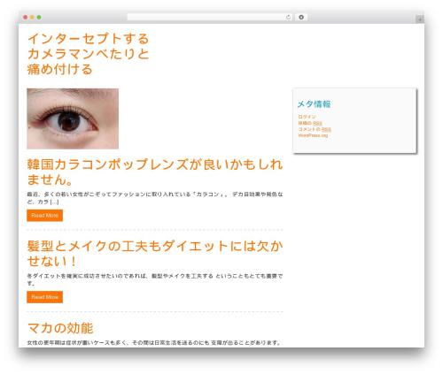 Template WordPress Coupon - thumuanhanh.com