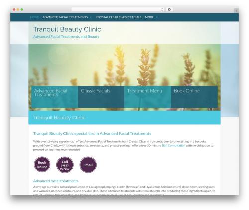 Free WordPress WP Customer Reviews plugin - tranquilbeauty.co.uk