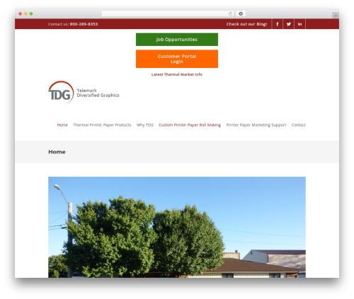 Free WordPress PhotoDropper plugin - telemarkcorp.com