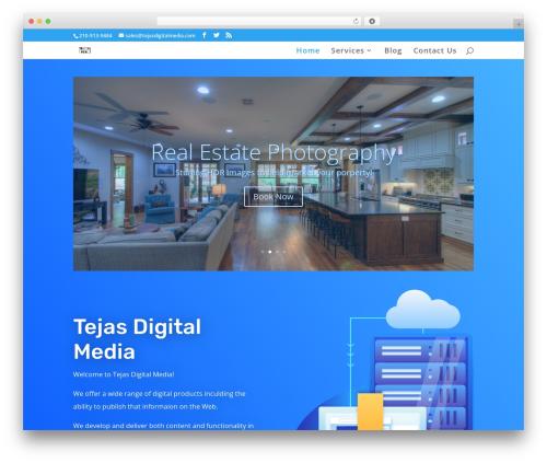 Free WordPress Image Watermark plugin - tejasdigitalmedia.com