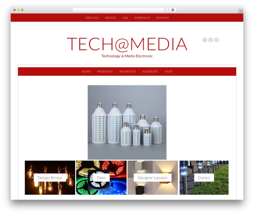 Free WordPress Responsive Videos by Angie Makes plugin - techamedia.de