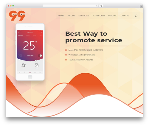ForIT WP template by ION Digital