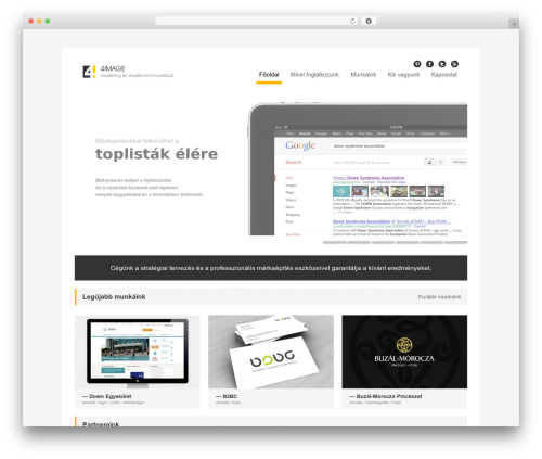 Free WordPress Slick Sitemap plugin - 4image.hu