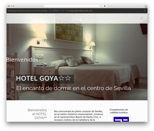 Free WordPress iPanorama 360 WordPress Virtual Tour Builder plugin - hotelgoyasevilla.com