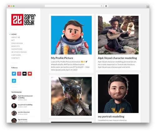 Free WordPress WP Simple Galleries plugin - zaferyetik.com