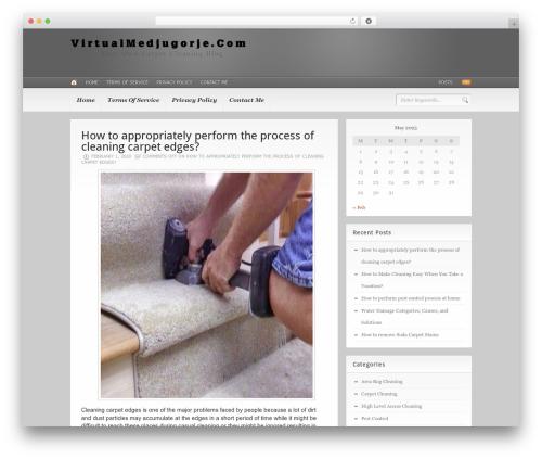 Headlines (Provided by Zazavy.com) WordPress page template - virtualmedjugorje.com