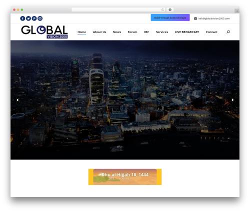 Free WordPress Simple Hijri Calendar plugin - globalvision2000.com