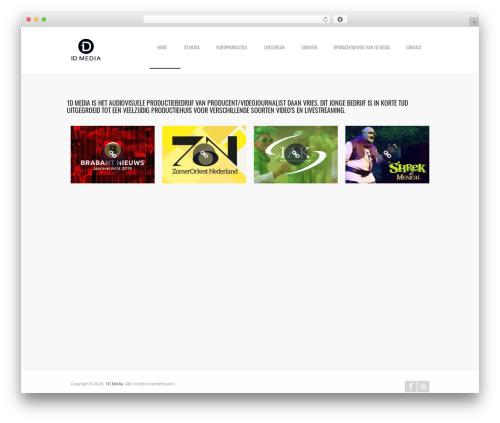 Almera Best Portfolio Wordpress Theme By Thememakers Page 4