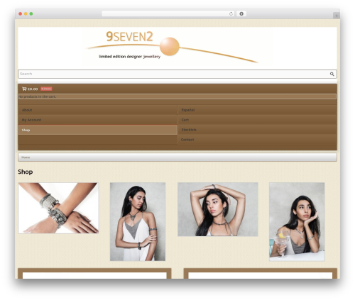 Emporium best WordPress theme - 9seven2.com