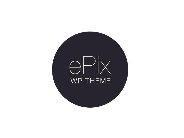 ePix best WordPress template